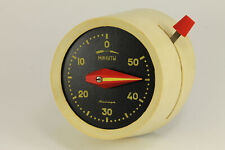 1960's RARE Russian JANTAR Kitchen Timer Wallhanging