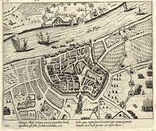 BONN - VOGELSCHAU - Willem Baudartius - Kupferstich 1621