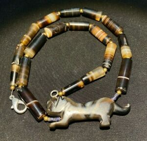 Ancient Cambodian beads from Angkor periods of time