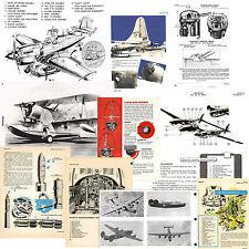 AEREI USA WW2 1944  RACCOLTA 33 MANUALI pdf AIRFORCE BOMBE MUNIZIONI SCAVO