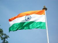 Brand New - FLAG OF INDIA - Indian Flag 5'x3' ft. (91 x 151 cm)