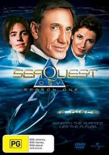 Seaquest DSV : Season 1 (DVD, 2006, 6-Disc Set) Roy Scheider, Stacy Haiduk