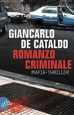 Romanzo Criminale - Mafiathriller von Giancarlo De Cataldo UNGELESEN