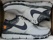 NIKE Free Trainer 1.3 Mid Shield Rivalry sz 13 United States Navy Edition USA QS