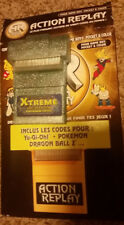 xtreme action replay gameboy color gb Nintendo  CIB pokemon crystal gameshark