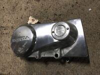 86 Honda CMX450 Rebel Left Side Engine Stator Sprocket Cover OEM CMX 450