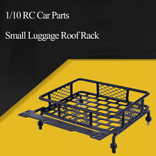 Small Luggage Roof Rack for 1/10 Simulation RC Car Rock Crawler D90 AXIAL SCX10