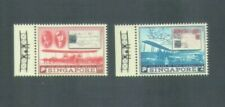 Singapore 100 Years of First Airmail , 2v MNH