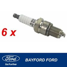 SPARK PLUG SET NEW SUITS FORD FALCON COURIER ECONOVAN FESTIVA LASER TELSTAR CAPR