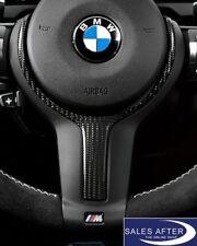 Original BMW M Performance F10 F11 F06 F12 F13 Lenkrad Abdeckung Blende Carbon