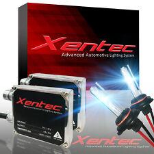 XENTEC Xenon Light 55W HID Conversion Kit 2 Bulb 2 Ballast H11 Hb3 9006 H4 H1