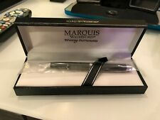 Marquis By Waterford Writing Instruments Pen New in Box