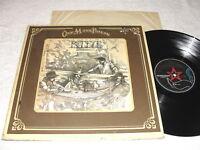 "Redeye ""One Man's Poison"" 1971 Rock LP, VG+, Original Pentagon Pressing"