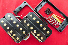 Pair Genuine Dirty Fingers Humbucker Guitar Pickup For Archtop LP,335, Etc