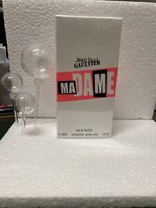 madame jean paul gaultier eau de toilette 50 ml vaporizador