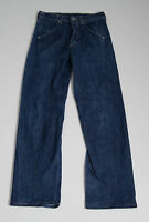 MENS LEVI STRAUSS & CO JEANS RELAXED FIT BLUE STONEWASHED SIZE W28 L32 28/32