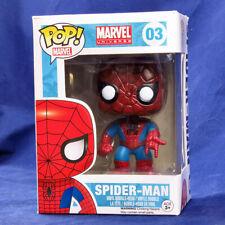 Spiderman - Funko Pop Marvel 03 Vinyl Figure 10 Cm Spider-man