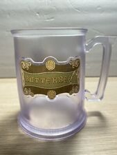 Harry Potter Universal Butter beer Clear Cup Mug