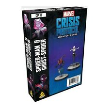 Marvel Crisis Protocol Ghost-Spider & Spider-Man