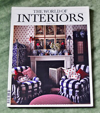 The World of Interiors magazine March 1990