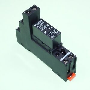 RSB2A080BDS - Schneider Electric Industrie Koppel Relais 24V DC 2xUM 8A w.Finder