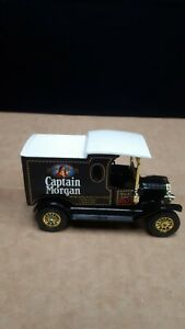 Matchbox Models Of Yesteryear Captain Morgan 1912 Ford Model T Y-12