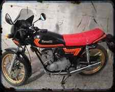 Benelli 125 Sport 02 A4 Metal Sign Motorbike Vintage Aged