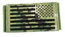 New listing Nwu Type Iii Aor2 Right Hand American Us Flag Us Navy Seal Ir Reflective Patch