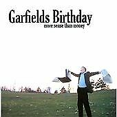 Garfield's Birthday-More Sense Than Money CD   New