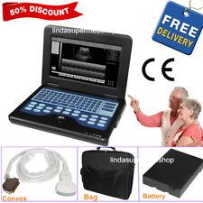 USA FedEx,Portable laptop machine Digital Ultrasound scanner,Convex Probe,CONTEC