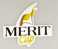 PRL) MERIT CUP ADESIVO COLLEZIONE STICKER COLLECTION AUTOCOLLANT AUFKLEBER