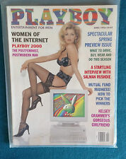 April 1996 Issue of Playboy Magazine Complete w/centerfold   #1