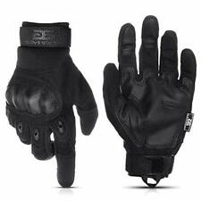 Glove Station The Combat Military Police Outdoor Sports Tactical Large, Black