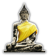 Thailand Buddha Statue Ayutthaya Car Bumper Sticker Decal 4'' x 5''