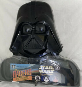 Disney Shanghai Star Wars Racers Darth Vader Racers Collector Case With 3 Racers