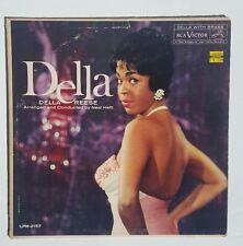 DELLA REESE & NEAL HEFTI LP RCA MONO JAZZ VOCAL Della Album Record