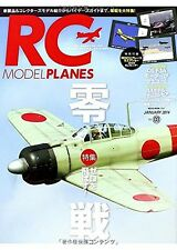 RC MODEL PLANES #3 Japanese RC Radio Control Aviators Magazine