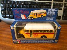 Malta Promotional Malta Bedford OB Bus Souvenir - Boxed
