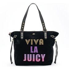 NWT Juicy Couture ''Viva La Juicy'' Sport Tote Satchel Gym Shop Shoulder Bag -