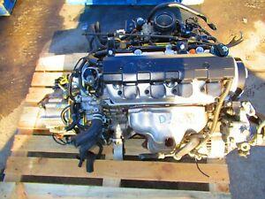 2001-2005 Honda Civic 1.7L Vtec Engine Automatic Transmission SLXA 49000 Miles