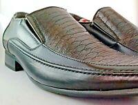 Texas Rose Black Smart dress shoes Size 12