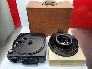 Kodak Carousel 850 Auto Focus Projector Untested MWD7