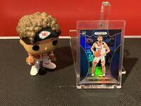 2019 Panini Draft Picks Ty Jerome Rookie Blue Prizm #88 Phoenix Suns!!