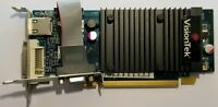 VisionTek ATI Radeon VT 4350 PCIe Graphics Video Card 512MB HDMI DVI VGA