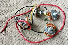 2007 Gibson Epiphone Les Paul 100 Electric Guitar Original Wiring Harness