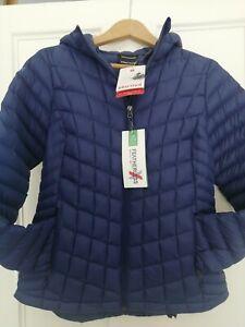 Wmns Small 8/10 Marmot Featherless Hoody Jacket Arctic Navy