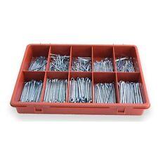 Jamec  Pem 102110 - Split Pins Assortment Grab Kit 650 pce