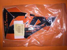 KTM SX50 50cc Pro Junior LC Decal Set Black / Orange Genuine 45108199600