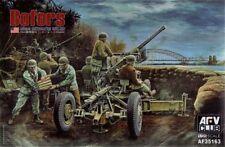 AFV Club 1/35 Bofors 40mm AA Gun # 35163