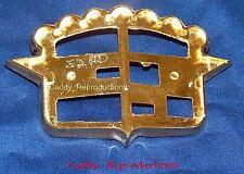 1952 Cadillac Hood Crest Bezel Ornament Emblem 52